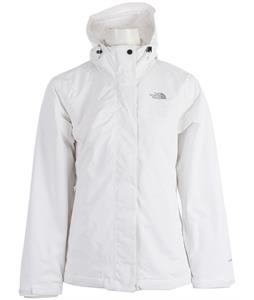 The North Face Glacier Triclimate Jacket TNF White/TNF White