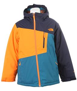 The North Face Gonzo Insulated Ski Jacket Cosmic Blue