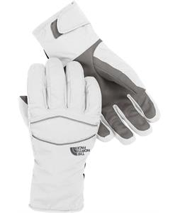 The North Face Guardian Gloves TNF White/Zinc Grey