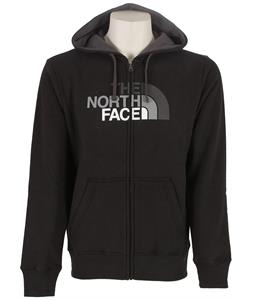 The North Face Half Dome Full Zip Hoodie TNF Black/Graphite Grey Gradient