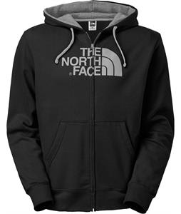 The North Face Half Dome Full Zip Hoodie TNF Black/Monument Grey