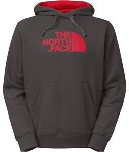 The North Face Half Dome Hoodie Graphite Grey/TNF Red