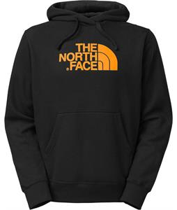 The North Face Half Dome Hoodie TNF Black/Brushfire Orange