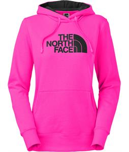 The North Face Half Dome Hoodie Glo Pink/TNF Black