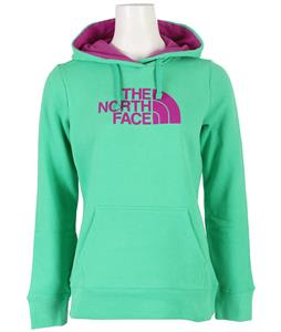 The North Face Half Dome Hoodie Surreal Green/Magic Magenta