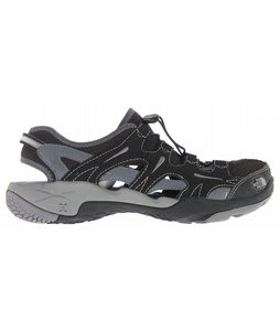 The North Face Hedgefrog Water Shoes Black/Zinc Grey