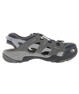 The North Face Hedgefrog Water Shoes Deep Water Blue/Graphite Grey