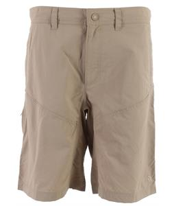 The North Face Horizon II Utility Shorts Dune Beige