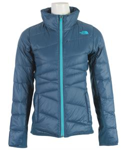 The North Face Hyline Hybrid Down Jacket Prussian Blue