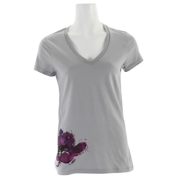 The North Face Indoflora V-Neck T-Shirt