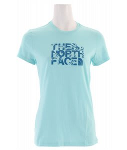 The North Face Judea T-Shirt Bonnie Blue