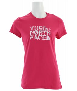 The North Face Judea T-Shirt Society Pink