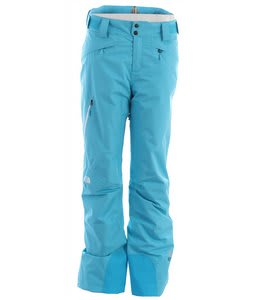 The North Face Kannon Insulated Ski Pants Turquoise Blue