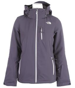 The North Face Komper Softshell Greystone Blue