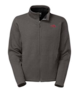 The North Face Krestwood Fz Sweater Fleece Graphite Grey