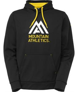 The North Face MA Graphic Surgent Hoodie TNF Black/Acid Yellow