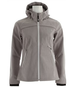 The North Face Magnolia Softshell Jacket Metallic Silver Heather