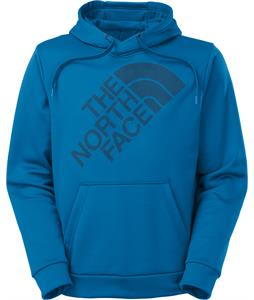 The North Face Mesh Logo Surgent Pullover Hoodie Snorkel Blue