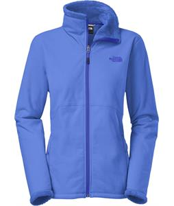 The North Face Morninglory Full Zip Fleece Coastline Blue