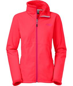 The North Face Morninglory Full Zip Fleece Rambutan Pink