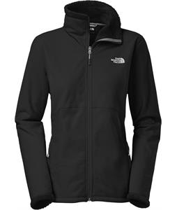 The North Face Morninglory Full Zip Fleece TNF Black