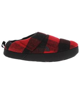The North Face NSE Tent Mule III Shoes Lumberjack Red(Plaid)/TNF Black
