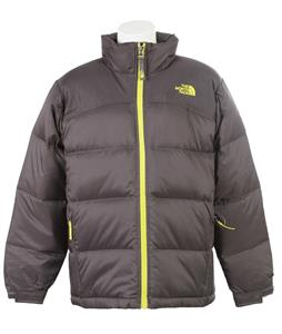 The North Face Nuptse II Ski Jacket Graphite Grey
