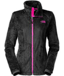 The North Face Osito 2 Fleece TNF Black/Glo Pink