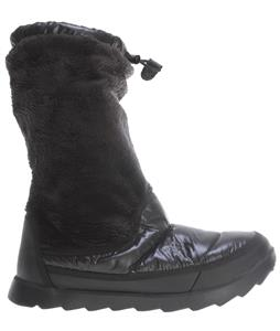 The North Face Oso Bootie Boots TNF Black/Shiny TNF Black