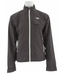 The North Face Penelope Jacket TNF Black Polka Dot