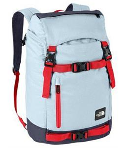 The North Face Pre-Hab Backpack Tofino Blue/Centennial Red