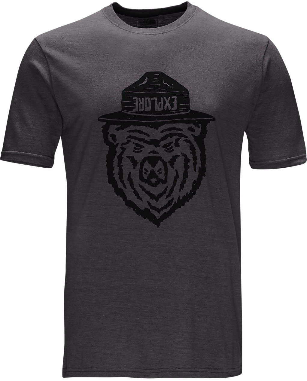 On sale the north face ranger bear tri blend t shirt 2018 for Bear river workwear shirts