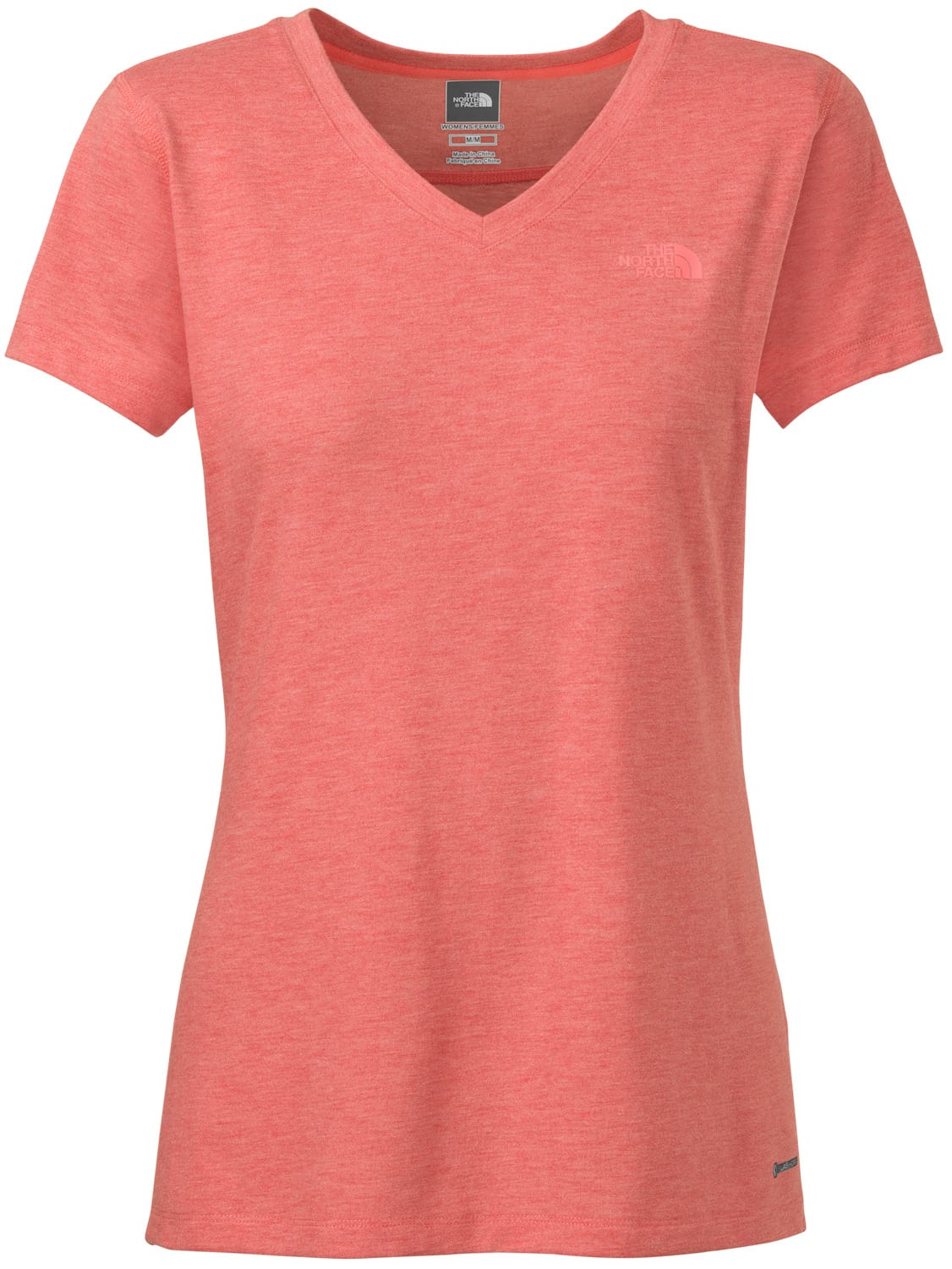 On Sale The North Face Rdt V Neck T Shirt Womens Up To