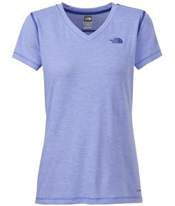 The North Face Rdt V-Neck T-Shirt Lavendula Purple Heather
