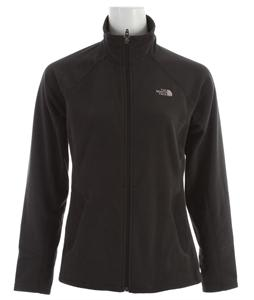 The North Face RDT 100 Full Zip Fleece TNF Black
