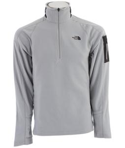 The North Face RDT 100 1/2 Zip Fleece High Rise Grey