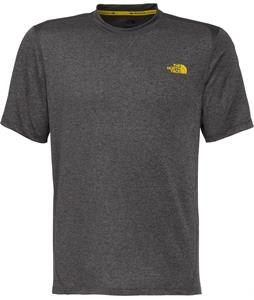 The North Face Reactor Crew Shirt Asphalt Grey Heather/Asphalt Grey