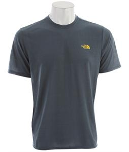 The North Face Reaxion Crew T-Shirt Conquer Blue