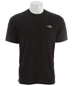 The North Face Reaxion Crew T-Shirt TNF Black