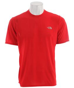 The North Face Reaxion Crew T-Shirt TNF Red