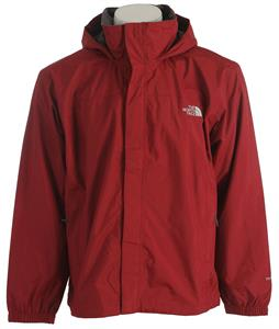The North Face Resolve Jacket Biking Red