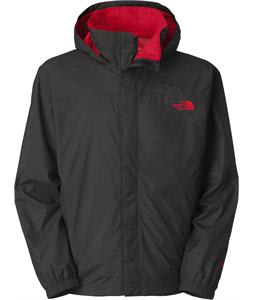 The North Face Resolve Jacket Asphalt Grey/TNF Red