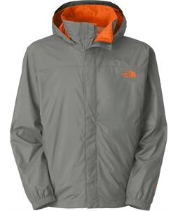 The North Face Resolve Jacket Sedona Sage Grey/Burnished Orange
