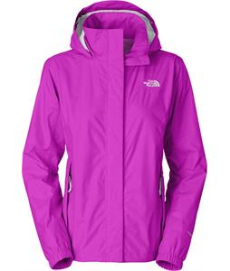 The North Face Resolve Jacket Magic Magenta/High Rise Grey