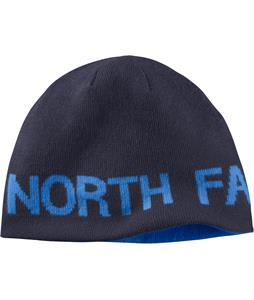 The North Face Reversible TNF Banner Beanie Cosmic Blue/Snorkel Blue