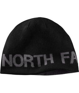 The North Face Reversible TNF Banner Beanie TNF Black/Vanadis Grey