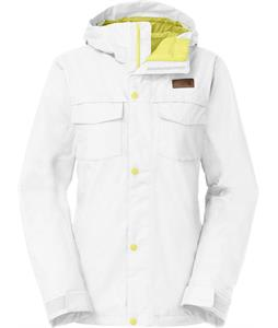 The North Face Ricas Insulated Ski Jacket TNF White