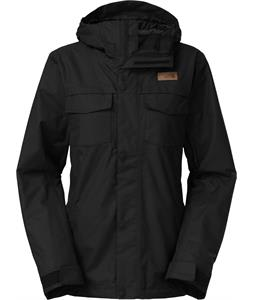 The North Face Ricas Insulated Ski Jacket TNF Black