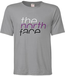 The North Face Rising Reaxion Crew T-Shirt