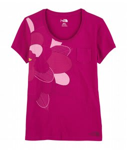 The North Face Rosie T-Shirt Fuschia Pink
